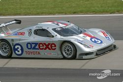 #3 Cegwa Sport-Toyota Fabcar: Darius Grala, Guy Cosmo