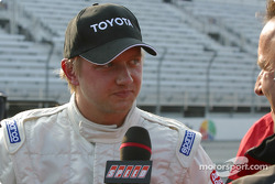 Race winner Ryan Dalziel