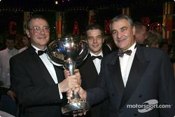 Claude Satinet, Sebastien Loeb ve Guy Fr��quelin