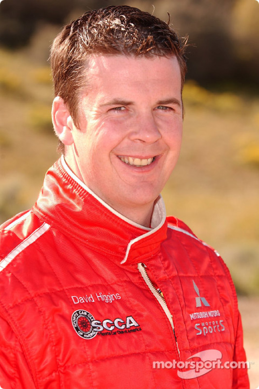 David Higgins, member of the 2003 AARWBA All-America Team