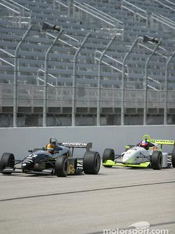Racer Kashima et Victor Gonzalez