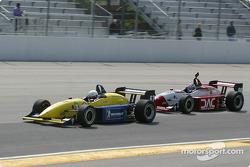 Scott Poirier et Chris Baker