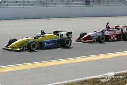 Scott Poirier et Chris Green