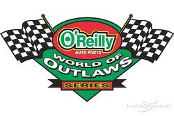 The 2004 O'Reilly World of Outlaws Series logo