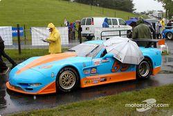 La voiture de Simon Gregg