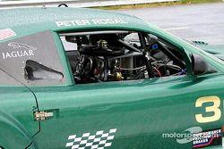 La voiture de Peter Rogal
