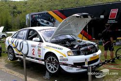 Randy Pobst's car