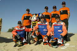 KTM presentation: Team Repsol-KTM