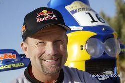 Présentation KTM : Larry Roeseler