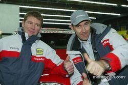 Pascal Maimon et Yves Loubet