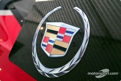 Detail of the Cadillac CTS-V
