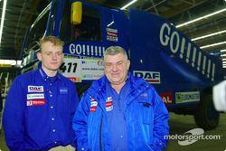 Johannes de Rooy et Gerardus de Rooy