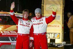 Yves Loubet et Pascal Maimon