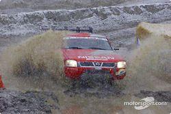Ari Vatanen et Juha Repo