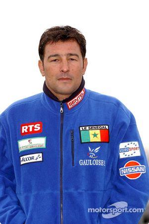 Présentation de l'équipe Nissan Dessoude : Pierre-Henri Desmazure