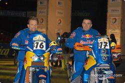 Larry Roeseler et Paul Krause