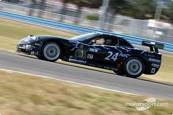 #24 Specter Werks / Sports Corvette: John Heinricy, Jeff Nowicki, Tom Bambard