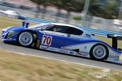 #70 SpeedSource Ford Multimatic: Sylvain Tremblay, Selby Wellman