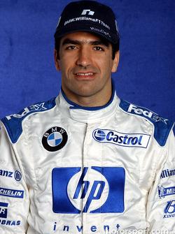El piloto de pruebas, Marc Gene
