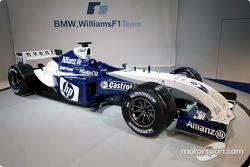 El nuevo WilliamsF1 BMW FW26