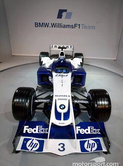 Der neue WilliamsF1 BMW FW26