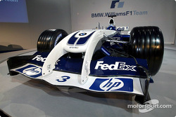 Frontnase, WilliamsF1 BMW FW26