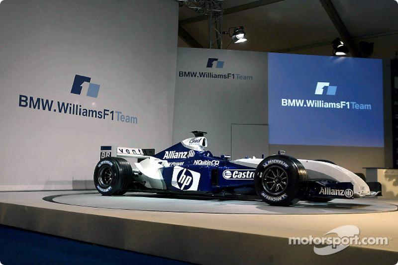 WilliamsF1 BMW FW26