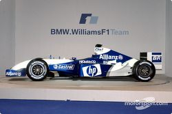 yeni WilliamsF1 BMW FW26