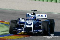 Juan Pablo Montoya, WilliamsF1 BMW FW26