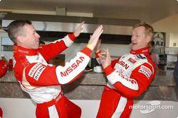 Ari Vatanen mit Colin McRae