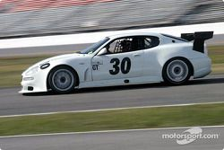 La Maserati Light GT n°30 du Risi Competizione (Anthony Lazzaro)
