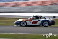 #57 Stevenson Motorsports Porsche GT3 RS: John Stevenson, Chip Vance, Dave White