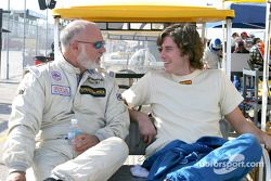 Paul Mears Jr. et Arie Luyendyk Jr.