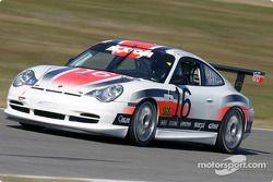 La Porsche GT3 Cup n°16 du AASCO Motorsports (Craig Stanton, David Murry)