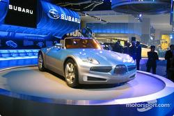 Subaru Hybrid Concept