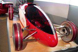 GM Eco-Tec 4 cyl. Speed Record Prototype