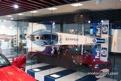 BMW F1 Under Glass