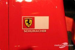 Herr Schumacher's badge of honor