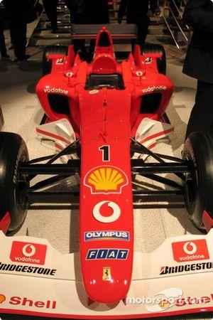 Ferrari F 2003