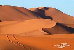Quelques dunes spectaculaires au Maroc