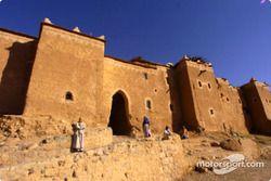 Château fortifié au Maroc