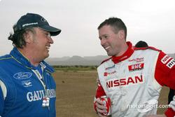 Jean-Louis Schlesser und Colin McRae