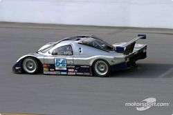 #54 Bell Motorsports Pontiac Doran: Forest Barber, Terry Borcheller, Andy Pilgrim, Milka Duno