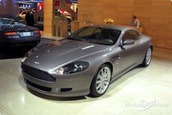 Aston-Martin DB9 Hardtop