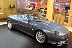 Aston-Martin DB9 Convertible