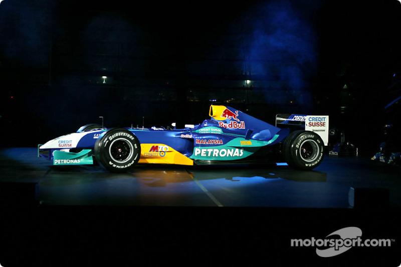 Sauber Petronas C23