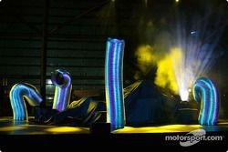 Unveiling, yeni Sauber Petronas C23