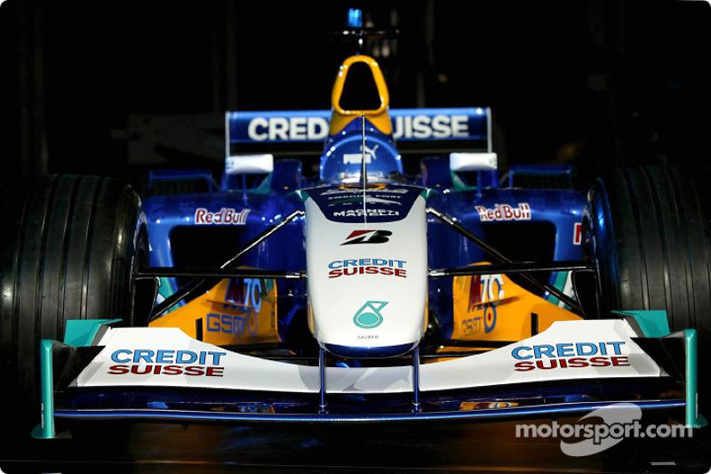 Болід Sauber Petronas C23