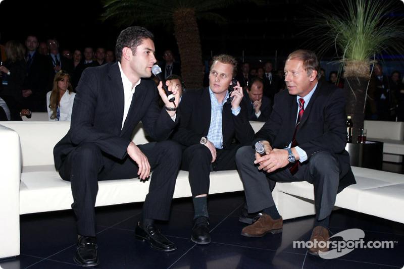 Спеціальні гості Карл Вендлінгер та Джонні Херберт розповідають про десять років Sauber у Формулі 1