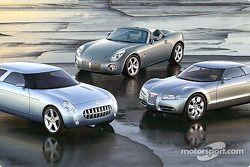 GM: Nomad, Solstice, Curve